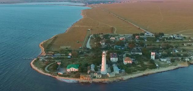 Атлеш-Тарханкут-Крым