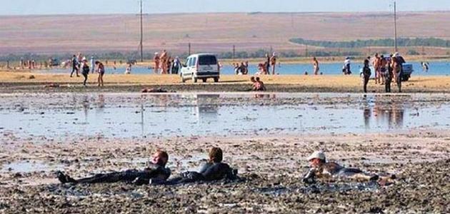 Грязи-грязелечение-Межводное-Тарханкут-Крым